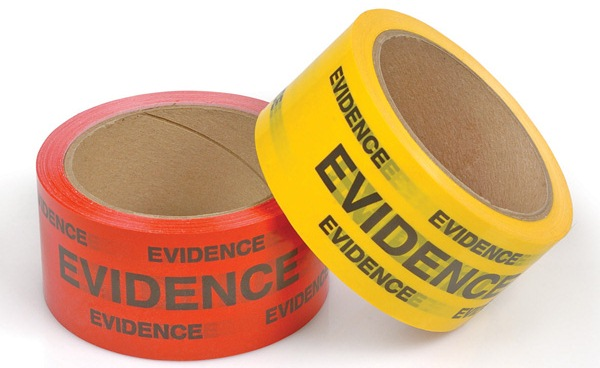 evidence-tape